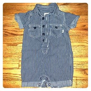 Baby B'Gosh Conductor Outfit